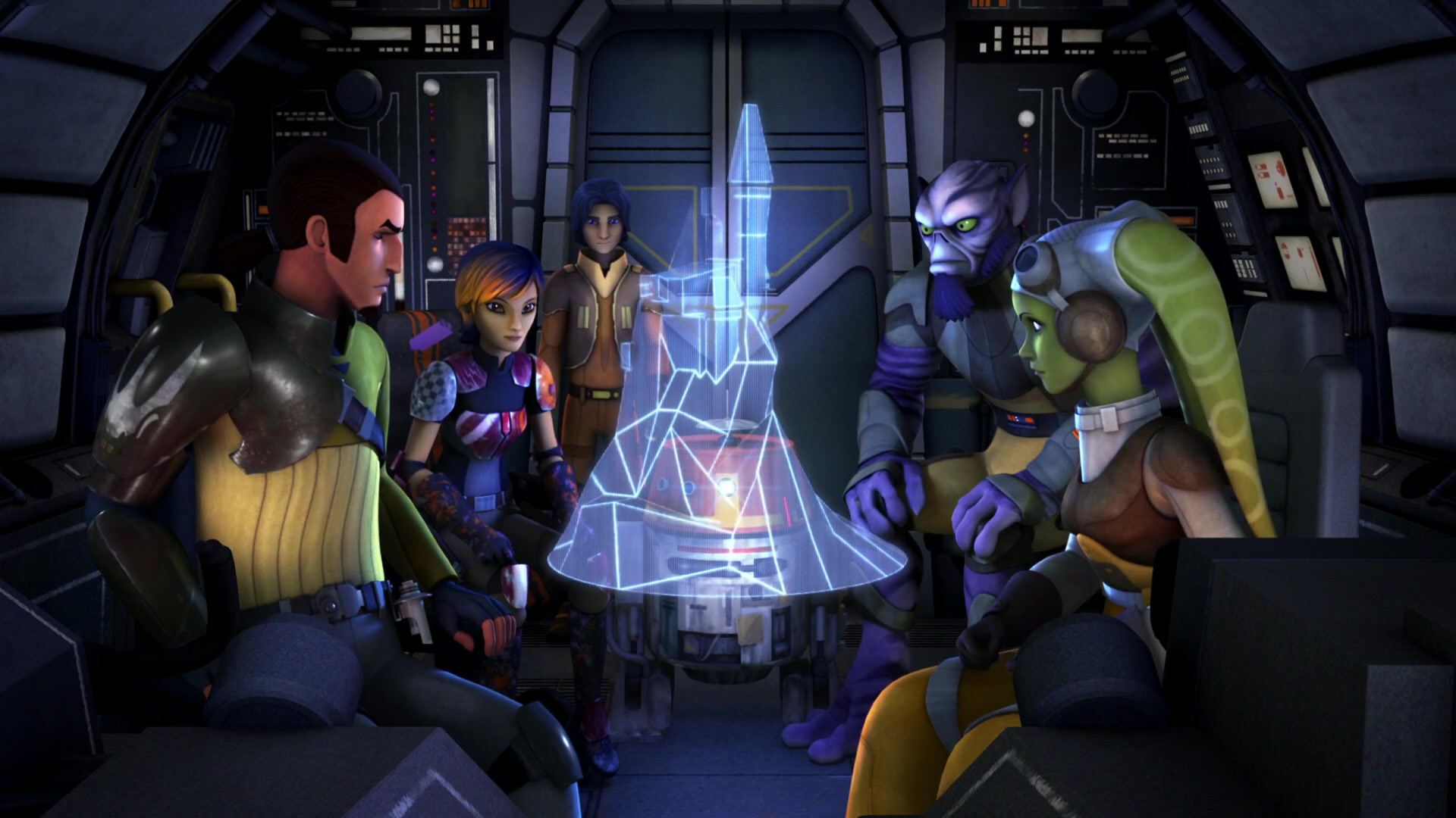 Star Wars Rebels 104