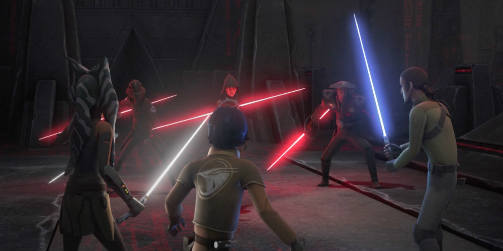Star Wars Rebels Season Two Mid-Season Trailer